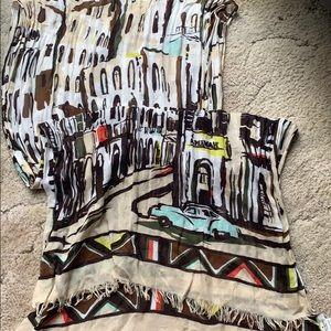 Kate Spade ♠️ Havana Scarf